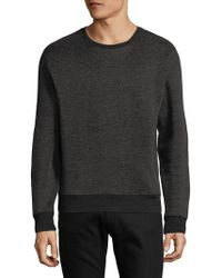 Ralph Lauren - Heathered Sweatshirt - Lyst