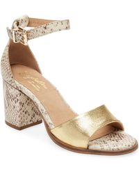 Seychelles - Tournament Open-toe Sandal - Lyst