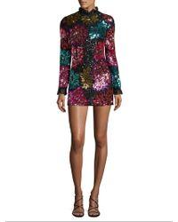 Millie Mackintosh - Sequin Mini Dress - Lyst