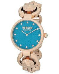 Versus - Peking Road Stainless Steel Bracelet Watch - Lyst