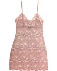 Samantha Chang - All Lace Classic Full Slip - Lyst
