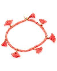 Shashi - Ella Stretch Friendship Bracelet - Lyst