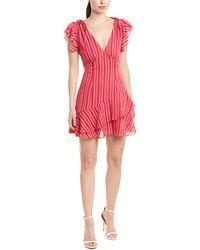Talulah - Candy Flounce A-line Dress - Lyst