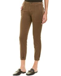 Vince - Green Utility Pant - Lyst
