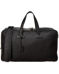 Tom Ford - Leather Duffel Bag - Lyst