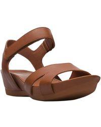 Camper - Micro Wedge Heel Sandal - Lyst