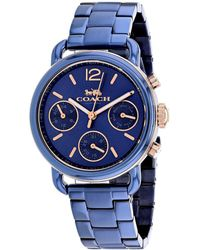 COACH - Women's Delancey Watch - Lyst