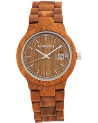 Earth Wood - Unisex Biscayne Watch - Lyst