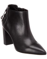 Rachel Zoe - Trixie Leather Block Heel Bootie - Lyst
