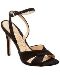 Sam Edelman - Aly Ankle Strap Sandal (women) - Lyst