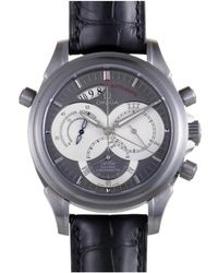 Omega - De Ville Chronoscope Co-axial Rattrapante Watch - Lyst
