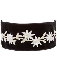 Vanessa Mooney - The Lizy Choker Necklace - Lyst