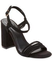 Joie - Laddie Leather Sandal - Lyst