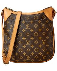 Louis Vuitton - Monogram Canvas Odeon Pm - Lyst