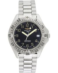 Breitling - Vintage Breitling Colt Stainless Steel Watch, 38mm - Lyst