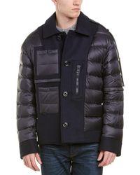 49c981493869 Lyst - Moncler  deydier  Puffer Jacket in Gray for Men