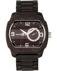 Earth Wood - Unisex Scaly Watch - Lyst