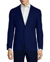 Canali - Wool Suit Jacket - Lyst
