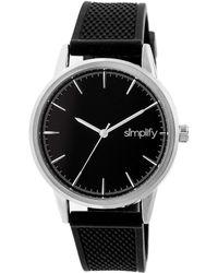 Simplify - Unisex The 5200 Watch - Lyst