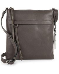 Vince Camuto - Felax Leather Crossbody Bag - Lyst