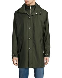 Brioni - Two-piece Hooded Jacket - Lyst