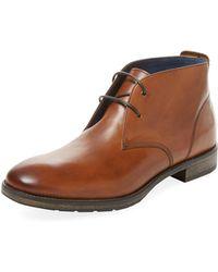 Gordon Rush - Leather Chukka Boot - Lyst