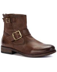 Frye - Tyler Engineer Boot - Lyst