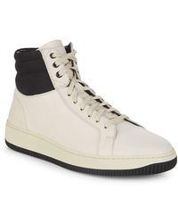 Frye - Wythe Leather High-top Trainers - Lyst