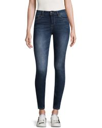 Armani Exchange - Cotton-stretch Skinny Jeans - Lyst