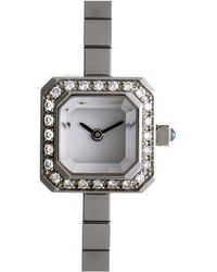 Corum Corum Women's Sugar Cube Diamond Watch