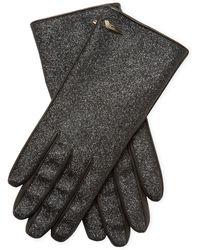 Diane von Furstenberg - Glitterati Gloves - Lyst