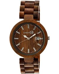 Earth - Unisex Stomates Watch - Lyst