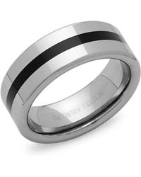 Perepaix - Thick Stainless Steel Ring - Lyst