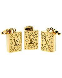Louis Vuitton - Louis Vuitton Limited Edition Mahjong Tile Gold Set - Lyst