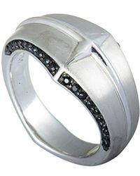 Stephen Webster - Silver 0.31 Ct. Tw. Sapphire Ring - Lyst