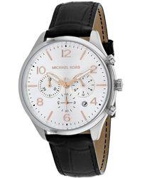 Michael Kors - Men's Merrick Watch - Lyst
