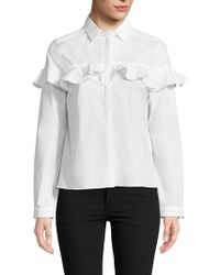 WHIT - Maxine Top - Lyst