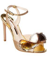 Sophia Webster - Soleil Leather Sandal - Lyst