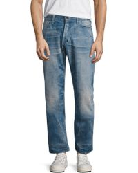 PRPS Noir - Computerize Cotton Jeans - Lyst