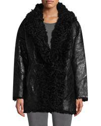 IRO - Gallery Shawl Collar Coat - Lyst