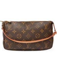 Louis Vuitton - Pochette Accessories Monogram Canvas Bag - Lyst