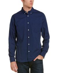 Levi's - Made & Crafted Standard Woven Shirt - Lyst