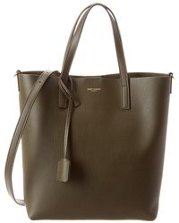 Saint Laurent Toy Leather Shopping Tote