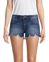 e005d8e6a2 Women's Vigoss Denim shorts On Sale - Lyst