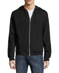 BLK DNM - Cotton Zip Sweatshirt - Lyst