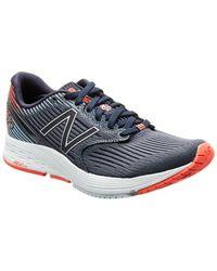 7b46cb9e85c4a New Balance Women's 910v4 Trail-running Shoe in Blue - Lyst