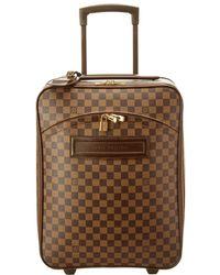 Louis Vuitton - Damier Ebene Canvas Pegase 45 - Lyst