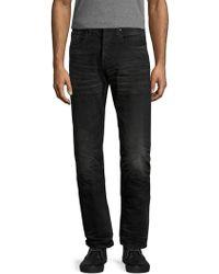 PRPS Noir - Hi-tech Cotton Jeans - Lyst