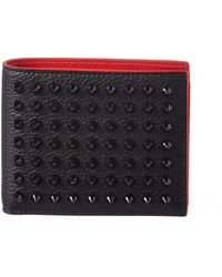 Christian Louboutin - Coolcoin Leather Bifold Wallet - Lyst