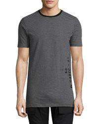 Diesel Black Gold | Tyrone Numbers T-shirt | Lyst